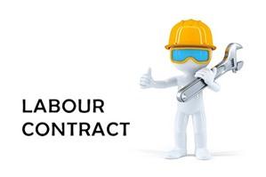 Những nội dung bắt buộc phải có trong hợp đồng lao động