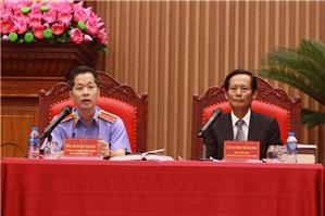 Nguyên tắc Đảng lãnh đạo trong quản lí hành chính nhà nước