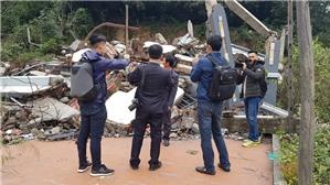 Thu hồi đất sạt lở tại Quảng Ninh: Công dân tổ chức họp báo, công khai những 'điểm mờ' của dự án