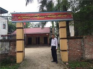 Thu hồi đất tại Tam Nông (Phú Thọ): Ủy ban nhân dân xã thu hồi đất của dân bằng Nghị quyết của Hội đồng nhân dân xã
